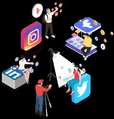 Custom Social Video